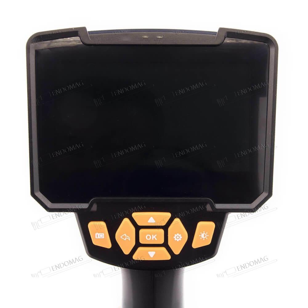 Ручной эндоскоп Inskam 112 с LCD экраном 4.3 дюйма 1080P (10 метров) - 3